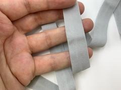 Бейка отделочная серая 15 мм