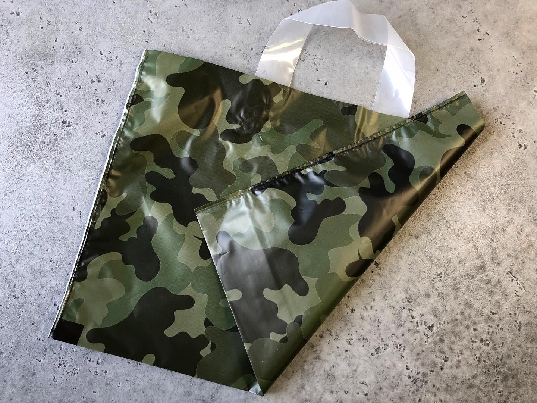 Пакет маленький «Хаки», 35х25 см