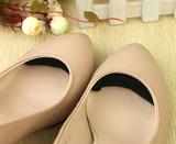 Вставки для уменьшения обуви на 0,5 размера и снижения давления на пальцы, 1 пара