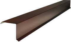 Ендова (RAL 8017) коричневый шоколад (2м)
