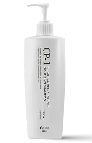 Протеиновый шампунь для волос CP-1 Bright Complex Intense Nourishing Shampoo 500 мг.