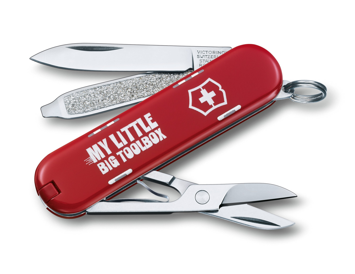 Victorinox Classic LE 2014 My little big toolbox (0.6223.L1404)