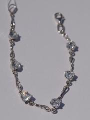 Треугольник малый  (серебряный браслет)