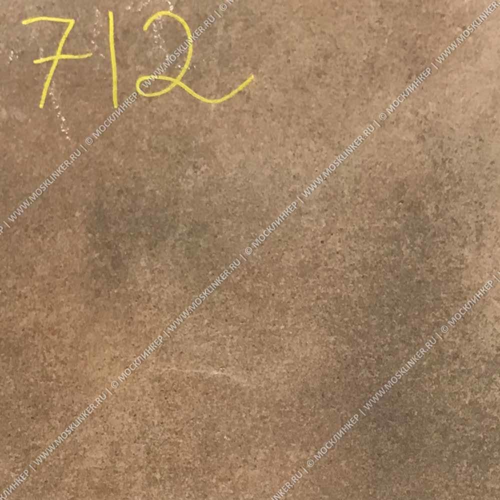 Stroeher - Keraplatte Aera Т 712 marone 294x294x10 артикул 8031 - Клинкерная напольная плитка