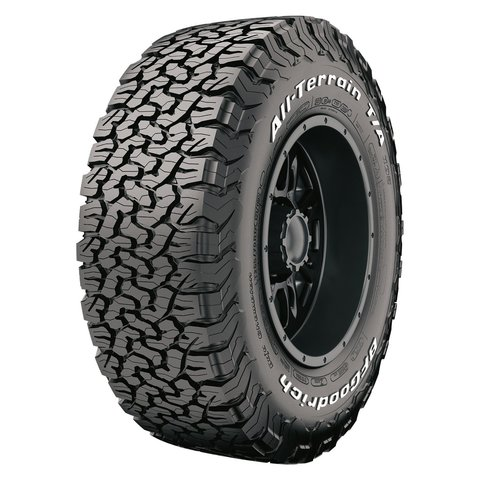 BF Goodrich All Terrain КО2 R17 315/70 121/118S RBL
