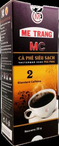 Кофе Me Trang MC2 молотый 250 гр