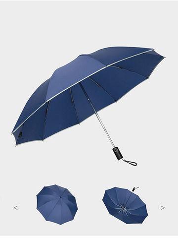 Зонт Xiaomi Zuodu Automatic Umbrella LED синий