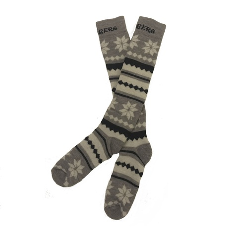 Термоноски Lindberg Wool Sock Grey