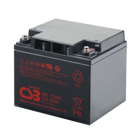 Аккумулятор CSB 12400  40А/ч