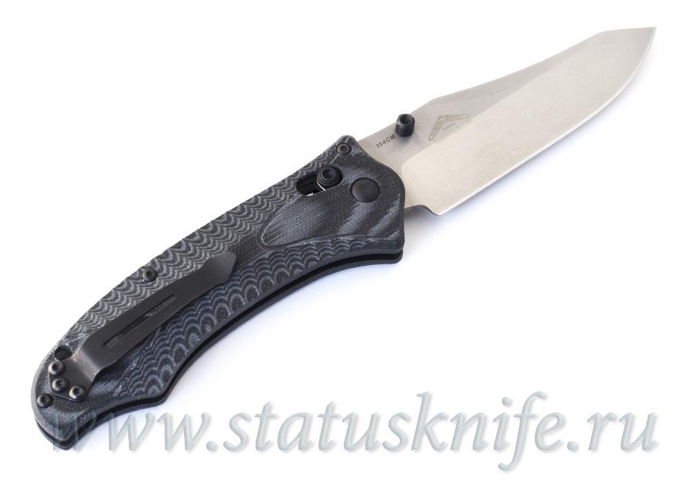 Нож Benchmade 950 Osborne Rift axis - фотография