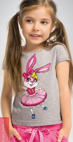GTR335 футболка для девочек