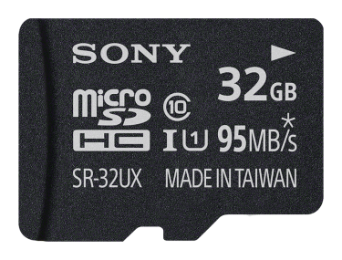 SR-32UXAT Карта памяти Sony MicroSDHC 32GB