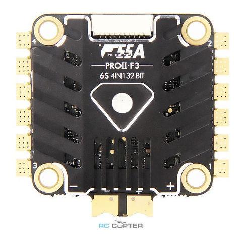 ESC регулятор мотора T-Motor F55A PRO II F3 6S 4IN1 32bit