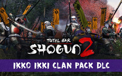 Total War : Shogun 2 - Ikko Ikki Clan Pack DLC (для ПК, цифровой ключ)