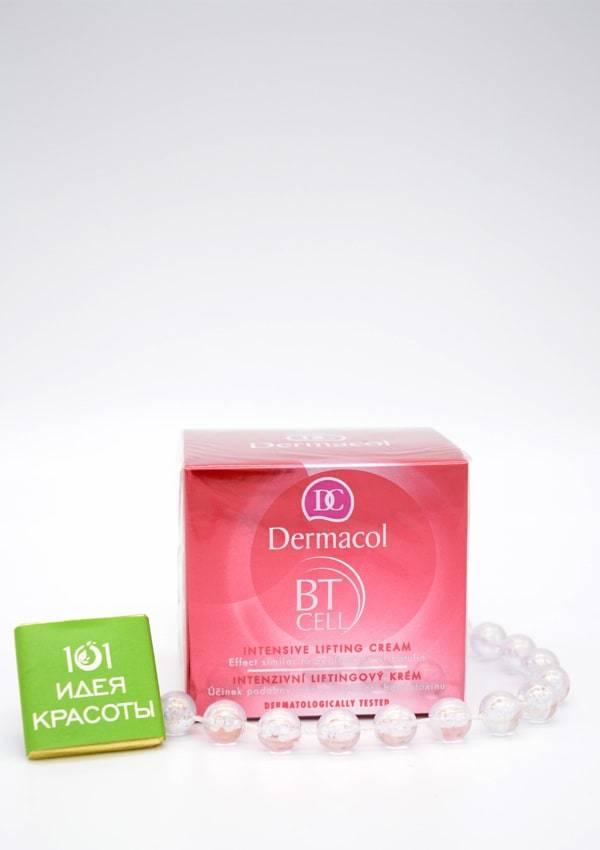 Dermacol BT Cell Интенсивный крем-лифтинг (30+), 50мл