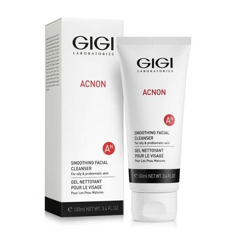 Gigi Acnon Smoothing facial cleanser Мыло для глубокого очищения, 100мл