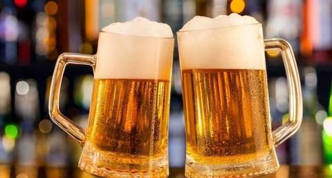 Пиво Наши традиции светлое фильтрованное (Россия) 0,5 л.