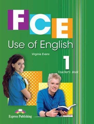 FCE Use Of English 1 (with digibook app). Teacher's Book (NEW-REVISED). Книга для учителя с электронным приложением