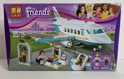 Френдс  10545 Частный самолет 236 дет Конструктор