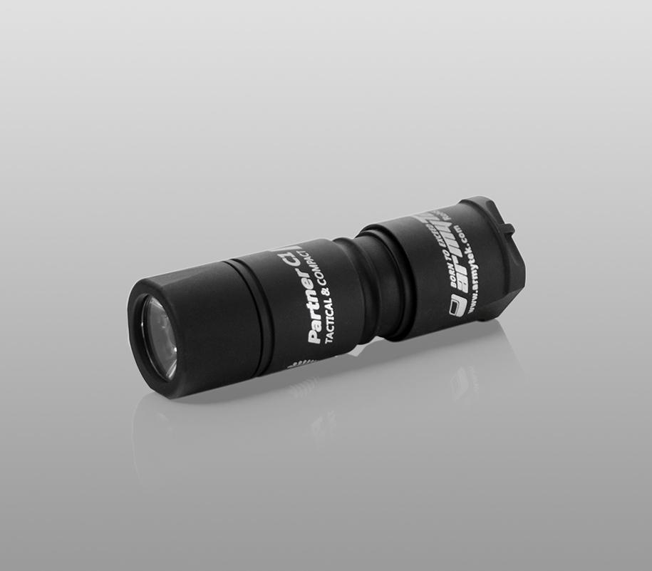 Тактический фонарь Armytek Partner C1 (тёплый свет) - фото 1