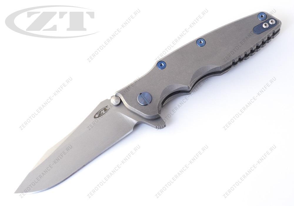 Нож Zero Tolerance 0392 First 10 Hinderer