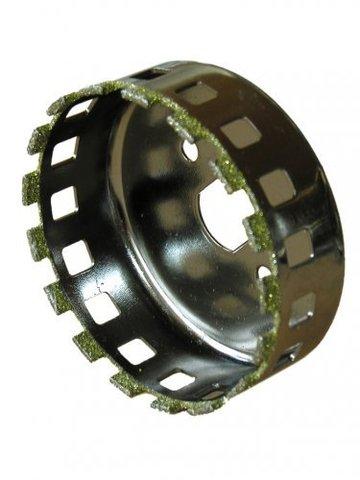 Коронка для керамогранита 68 мм алмазная мокр. рез