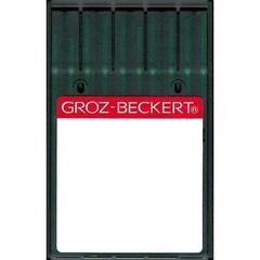 Фото: Groz Beckert DB*К5 SES/FFG трикотажные иглы для промышленных вышивальных машин №90