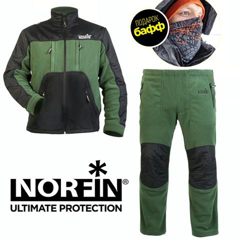 Костюм флисовый Norfin POLAR LINE 2, р. XL, арт. 337004-XL