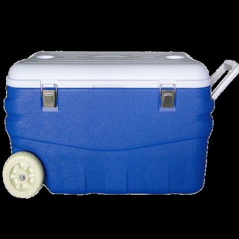 Изотермический контейнер-термобокс Арктика (2000-80 синий) 80 л. синий