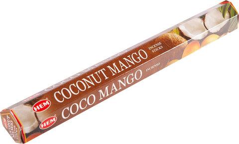 Индийские палочки HEM Coco Mango