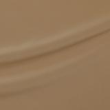 Шёлковый крепдешин бежевого цвета