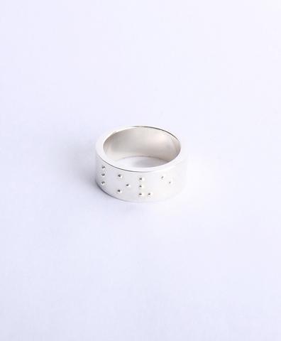 Кольцо Love Is Blind серебро