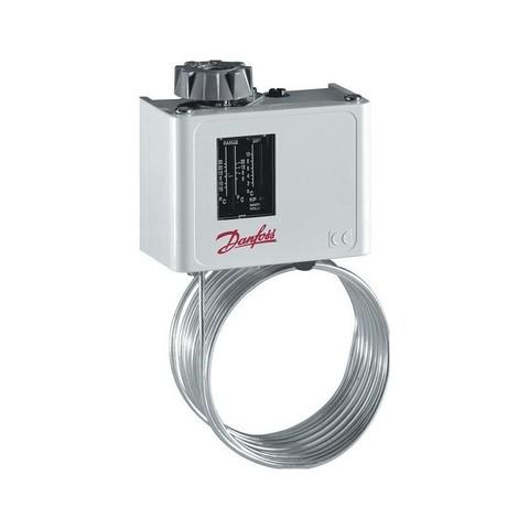 Реле температуры Danfoss KP61-2 060L126266 (Термостат защиты от замерзания)