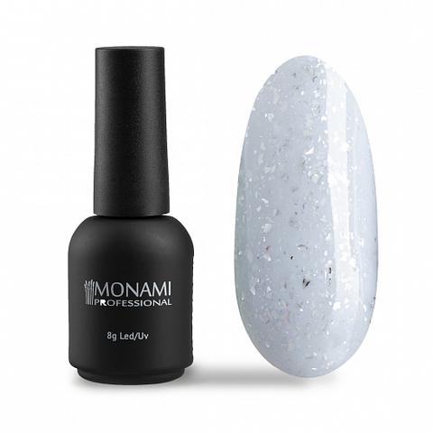 Гель-лак Monami Potal Silver Light Blue 8 г
