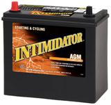 Аккумулятор Deka INTIMIDATOR 9A51P  ( 12V 46Ah / 12В 46Ач ) - фотография