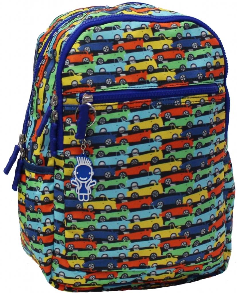 Детские рюкзаки Рюкзак Bagland Young 13 л. сублимация (машинки) (00510664) 8a16ccb268bbbe680385ddccfbe61737.JPG