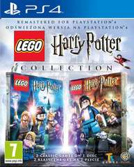 LEGO Harry Potter: Collection (PS4, английская версия)