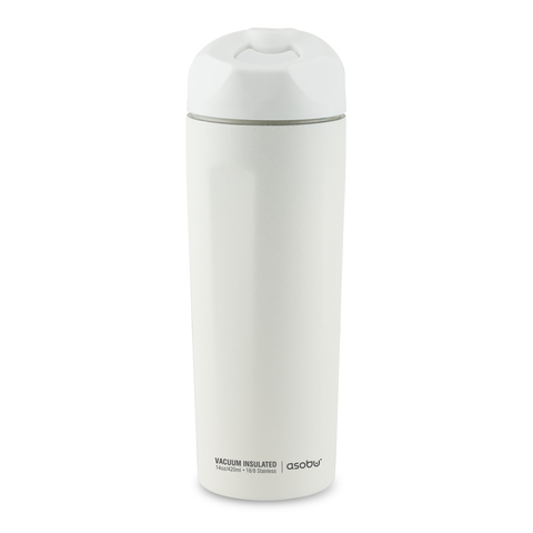 Термокружка Asobu Easy access (0,42 литра), белая