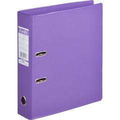 Папка-регистратор Bantex Strong Line 70 мм фиолетовая