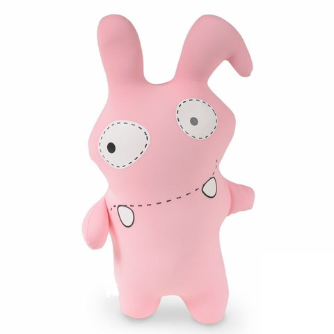 Подушка-игрушка «Монстрик розовый»-2