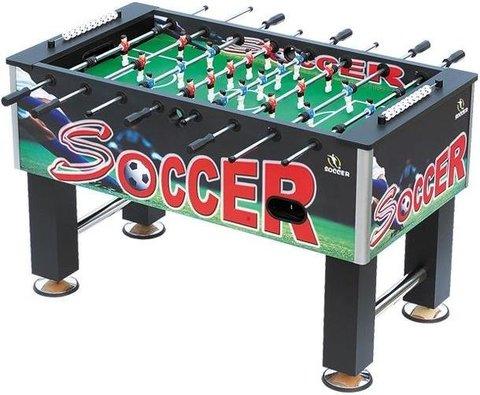 Настольный футбол (кикер) «Roma» (140x76x87см)