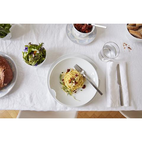 Набор глубоких тарелок Tassen With bite, 2 шт, 24 см
