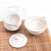 Гайвань и чахай в наборе, керамика, глазурь