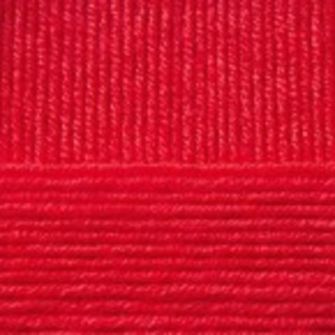 Купить Пряжа Пехорка Перспективная Код цвета 006-Красный | Интернет-магазин пряжи «Пряха»
