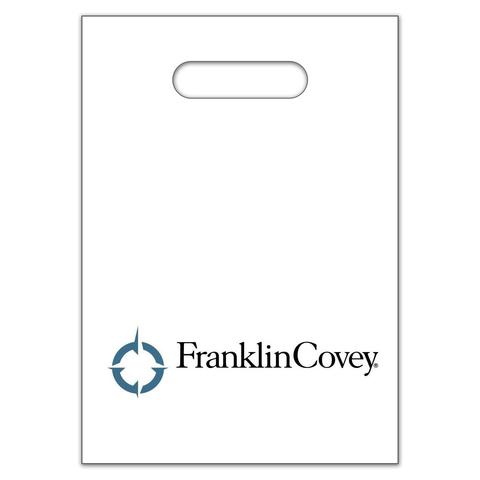Пакет FranklinCovey -  пластиковый, 31 х 19,5 см