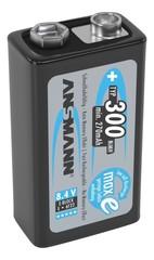 Аккумулятор Крона Е/NiMH ANSMANN MaxE 8.4V 300mAh