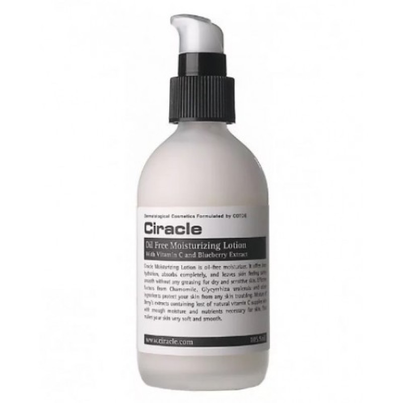 CIRACLE Лосьон для лица увлажняющий, CIRACLE,Oil Free Moisturizing Lotion 105.5мл lotion_ciracle_moist.-800x800.jpg
