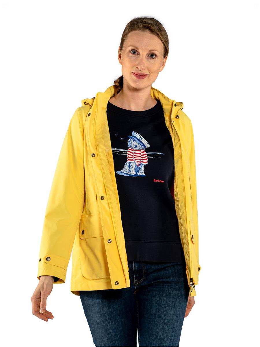 Barbour куртка Clyde Jacket LWB0692/YE51