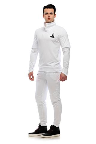 Свитшот LeRen Ultimatum Armor Priest White