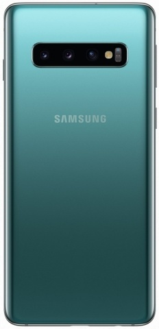 Смартфон Samsung Galaxy S10 8/128GB (Аквамарин)